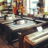 Espace Claviers & Pianos Numériques