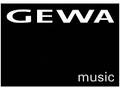 Instruments à vent GEWA