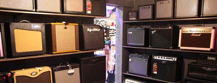 Fender, Marshall, Vox, Peavey, Acus, Ta,glewood, Crate, ...
