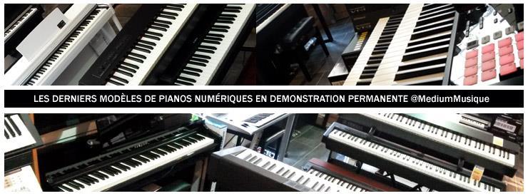 Pianos Num�riques