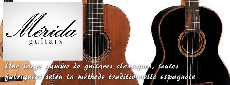 Guitares Mérida