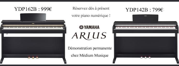 Yamaha Arius