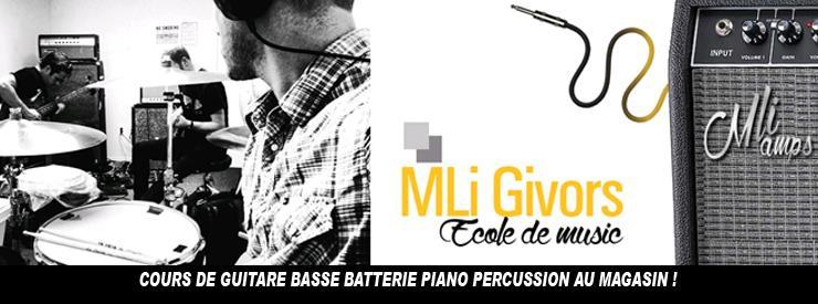 MLi GIVORS ecole de music