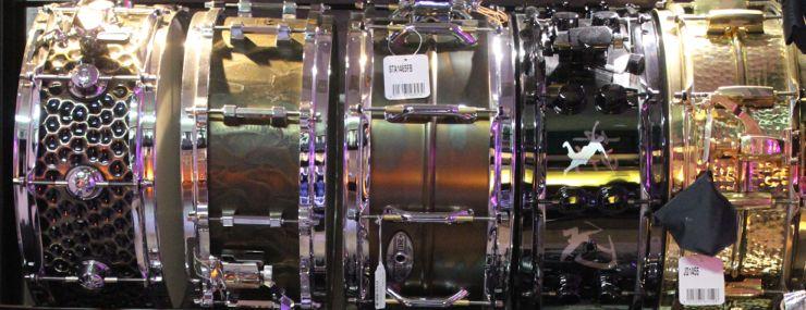 Pearl, Yamaha, Tama, Ludwig, Stagg, ...