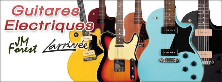 Guitares �lectriques