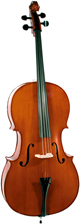 Voir la fiche CREMONA VIOLONCELLE SC175 + TL20 + LB12C 