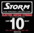 Voir la fiche STORM CORDES ELECTRIQUE  LIGHT HEAVY 