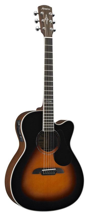 guitare folk western alvarez alvarez af60cesb achat vente medium musique music leader rouen. Black Bedroom Furniture Sets. Home Design Ideas