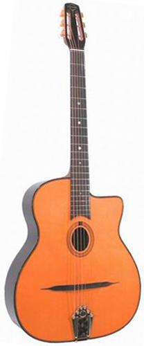 Guitare Folk/Western GITANE DG255