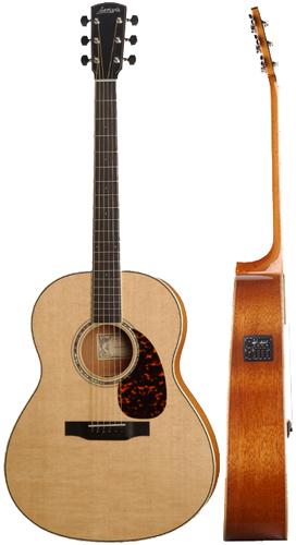 guitare folk western larrivee larrivee l05e achat vente medium musique music leader rouen. Black Bedroom Furniture Sets. Home Design Ideas