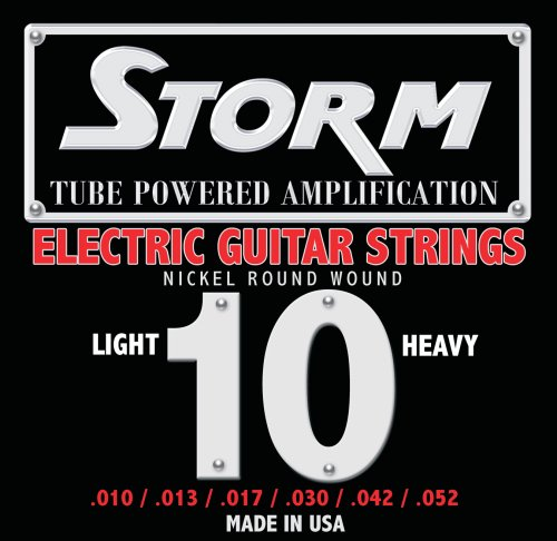 Accessoires STORM CORDES ELECTRIQUE  LIGHT HEAVY 