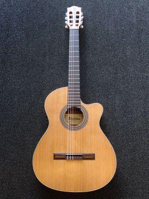 Guitare Classique Alhambra GP CW E2