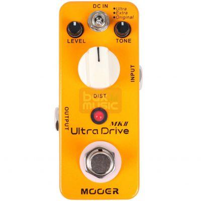 Effets Instruments Pédale MOOER Ultra Drive (Distorsion)