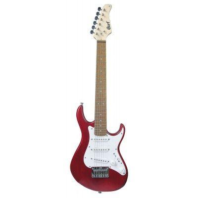 Guitare Electrique Cort G100 Junior Rouge