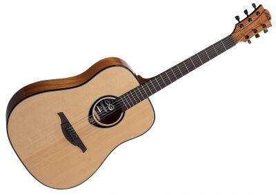 Guitare Folk/Western LAG T 27 ODCE