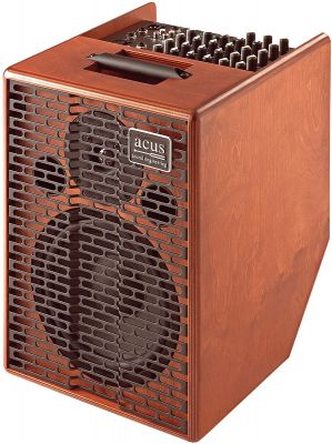 Ampli Acus One Forstrings 8 Wood Stage