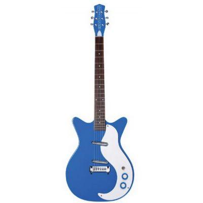 Guitare Electrique Danelectro DC59M Go Go Blue