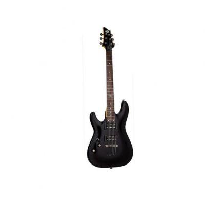 Guitare Electrique Schecter SGR C1 Black + Housse