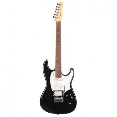 Guitare Electrique Godin Session Black + Housse