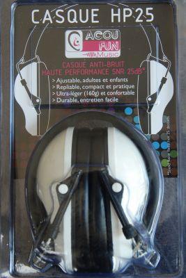 Accessoires CASQUE DE PROTECTION HP25