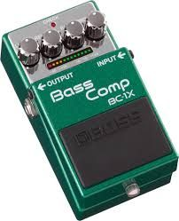 Effets Instruments BOSS COMP BC1X