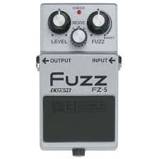 Effets Instruments Boss Fuzz FZ5