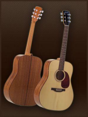 Guitare Folk/Western GEN-NL-D-06