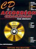 Librairie musicale CD A L\'ACCORDEON CHROMATIQUE