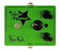 Effets Instruments Ben & Rod Classic Screamer Overdrive