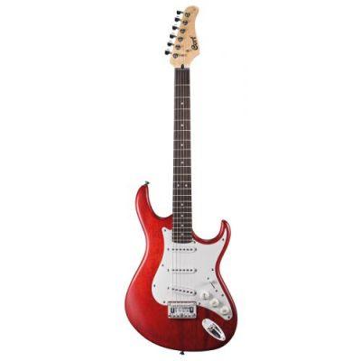 Guitare Electrique Cort G100 Bordeaux Open Pores