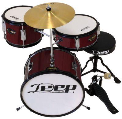 batterie percu deep batterie enfant gc3500wr achat vente medium musique music leader rouen. Black Bedroom Furniture Sets. Home Design Ideas