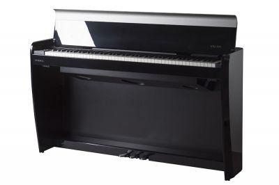 Claviers & Pianos DEXIBELL VIVO H7 NOIR POLI