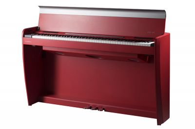 Claviers & Pianos DEXIBELL VIVO H7 ROUGE MAT