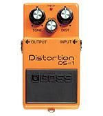 Effets Instruments DS1 DISTORSION