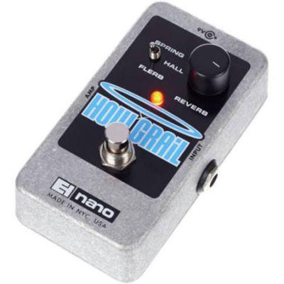 Effets Instruments ELECTRO HARMONIX NANO HOLY GRAIL