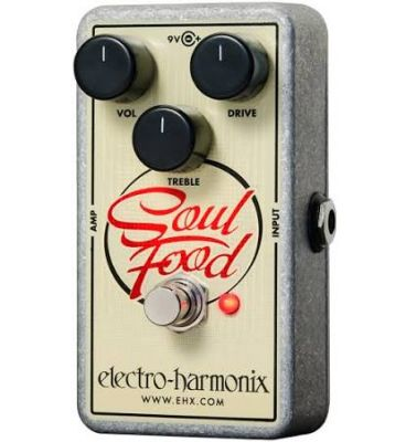 Effets Instruments ELECTRO HARMONIX SOUL FOOD