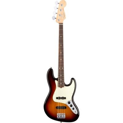Guitare Basse Fender American Professional Jazz Bass RW Sunburst + Etui