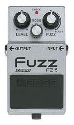 Effets Instruments FZ5 FUZZ