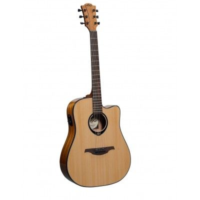 Guitare Folk/Western LAG Tramontane Série 66DCE