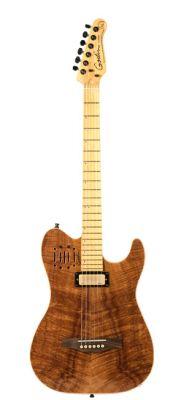 Guitare Folk/Western ACOUSTICASTER 40Th ANNIVERSAIRE DELUXE KOA EXTREME