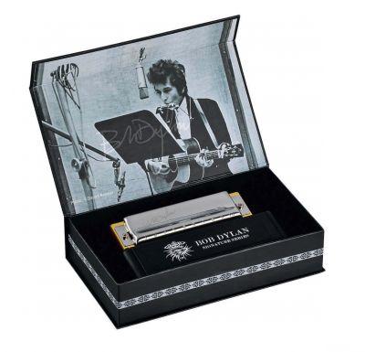 Instruments à vent HOHNER BOB DYLAN SIGNATURE 10 TROUS C DO