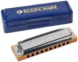 Instruments à vent BLUES HARP 10 TROUS