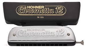 Instruments à vent CHROMETTA 12