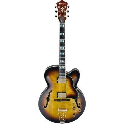 Guitare Electrique Ibanez AF155 AYS