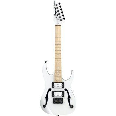 Guitare Electrique Ibanez PGMM31 White