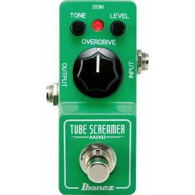 Effets Instruments Ibanez TS Mini Tube Screamer