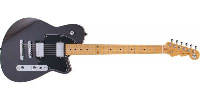 Guitare Electrique Reverend Charger HB Gun Metal