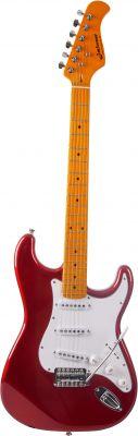 Guitare Electrique JM FOREST ST70MACAR