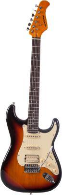 Guitare Electrique JM FOREST ST73RASUNB
