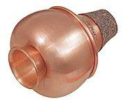 Instruments à vent SOURDINE TROMPETTE CUIVRE BUBBLE MUTE